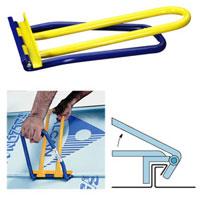 Sheet Metal Roofing Seaming Tools